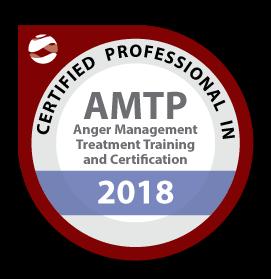 AMTP badge